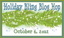 X. Holiday Bling Blog Hop