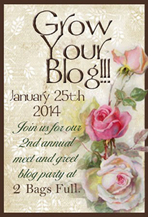 S. Grow Your Blog