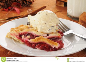 http://www.dreamstime.com/royalty-free-stock-photos-cherry-pie-ala-mode-image28116498